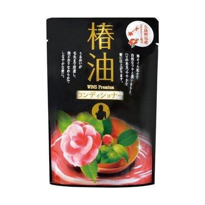 日本製 Kumano熊野油脂(樁油) 沐浴乳 補充包 -400ML
