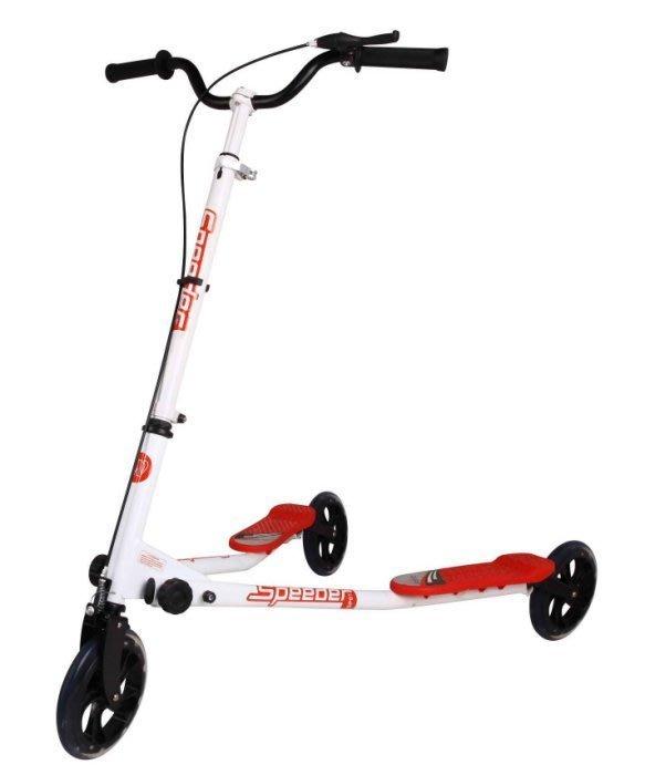 [奇寧寶雅虎館]290080-03 搖擺式健身滑板車 T5 (適7歲以上) / 健身滑板車 運動車 滑板車 兒童滑板車