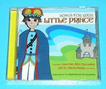 【英語幼兒音樂CD】小pen外文c81*小王子最佳的童謠歌曲《推薦》
