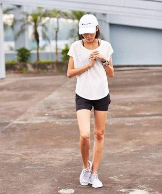 【滿599免運】顯瘦寬鬆健身瑜珈短袖上...