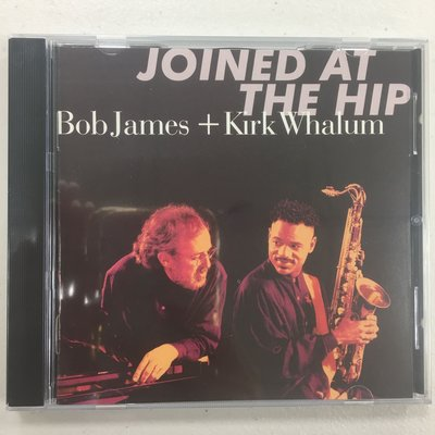 Bob James + Kirk Whalum - Joined At The Hip (CD, Album) 全新未拆