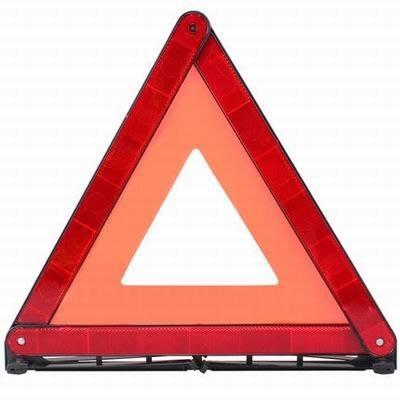 【自駕遊裝備-反光三角板-2套/組】多...