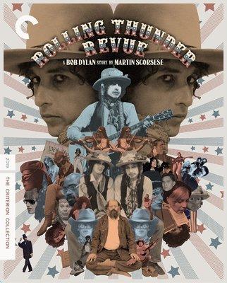 迷俱樂部|搖滾時事諷刺劇 [藍光BD]美國CC標準收藏Rolling Thunder Revue馬丁史柯西斯  巴布狄倫