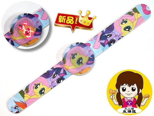 【 金王記拍寶網 】B022  LED果凍觸控錶 兒童錶 流行可愛 彩虹小馬 / 卡通 / 男婊 / 女錶