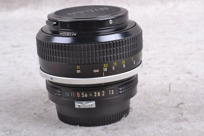 【台中品光數位】Nikon Non-Ai 55mm F1.2  定焦 大光圈 人像 手動鏡 FH#57723J