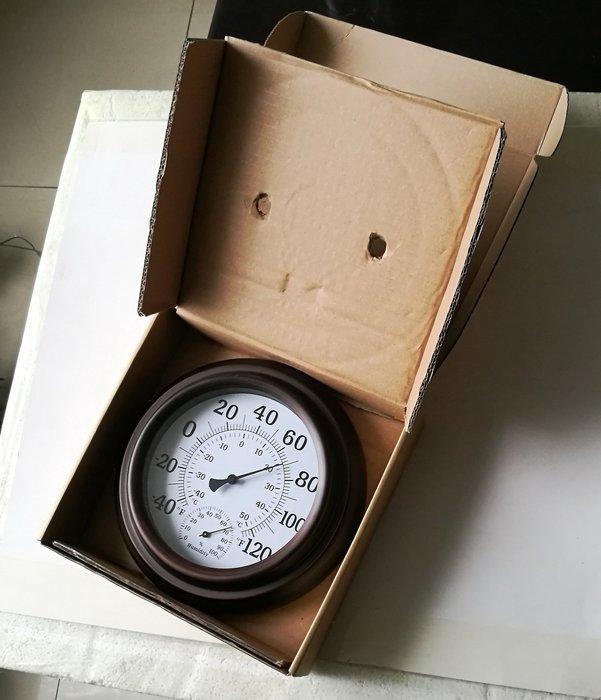古典 壁掛 溫濕度計 溼度計 美式 復古 溫度計 外銷歐美 華氏 攝氏 兩用