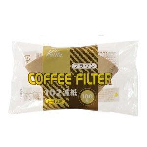 【里德咖啡烘焙王】日本 Kalita 102 無漂白濾紙 NK102 100 入 102濾杯專用 咖啡濾紙 HG3220