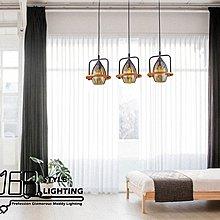 【168 Lighting】呼拉圈《木藝吊燈》GD 20237-4
