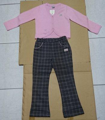全新奇哥彼得兔 peter rabbit 粉彩彼得毛衣+褲子, 尺寸8A, 賣場優惠嬰幼兒服飾購5件9折