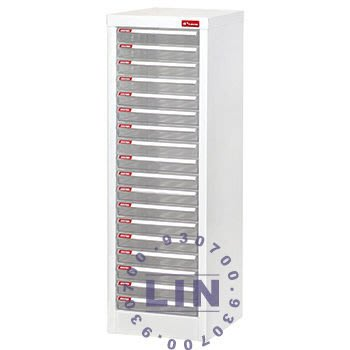 【品特優家具倉儲】桌上型資料櫃樹德A4-118P公文櫃