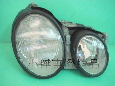 JY MOTOR 車身套件 - BENZ clk w208 原廠型 大燈 depo製 w209 w210 w211