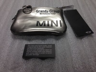 Mini Cooper Coin Pouch 包 , 零錢包