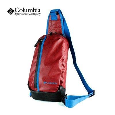 Columbia 哥倫比亞 Succor Creek Body Bag 防潑水側肩背包 6L 紅色