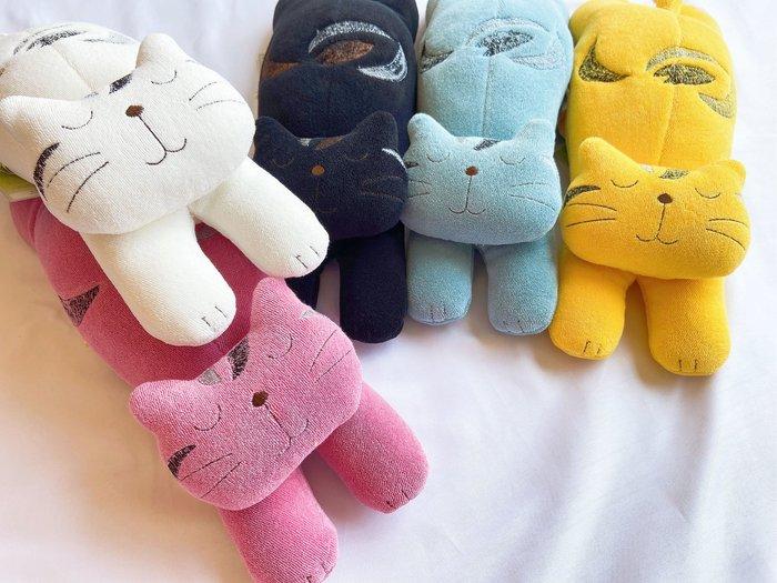 日本卡拉貓~人氣款午安枕玩偶阿西來了~