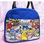 神奇寶貝 皮卡丘 手提袋 便當袋 餐袋 購物袋 萬用袋