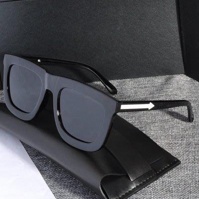 墨鏡 偏光太陽眼鏡-潮流方塊炫目焦點男女眼鏡配件5色73en88[獨家進口][米蘭精品]