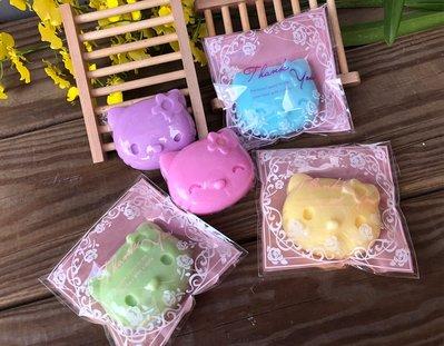 ♥亞筑批發♥Hello Kitty(凱貓)手工皂_13元(韓版包裝) 送客禮 基隆