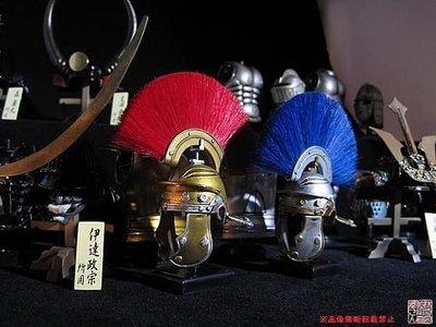 日版世界之兜武系列IV肆合金頭盔鎧甲武士刀武器神鬼戰士霹靂伊達政宗武器名鑑