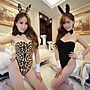 Cosplay sexy uniforms party bunnies bunny costumes DS shows