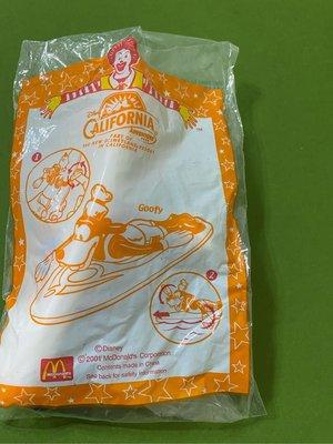 麥當勞2001年迪士尼加州大冒險玩具單賣直購價150元