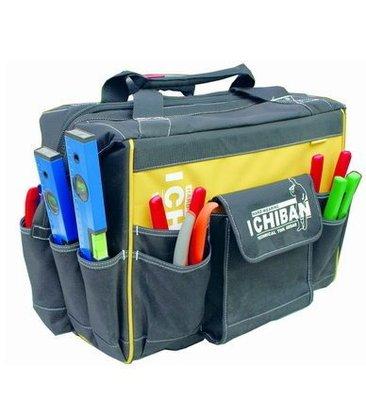 (含稅)【台中職人金物店】I CHIBAN JK1508 耐重型大拉桿袋 耐用防潑水 大容量 工具箱 旅行箱