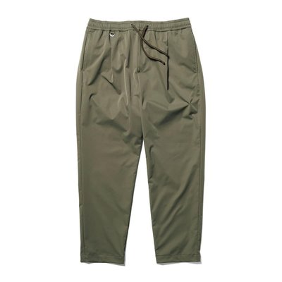21SS Uniform Experiment SOLOTEX STRETCH TWILL 1TUCK WIDE TAPERED EASY PANTS 全新正品
