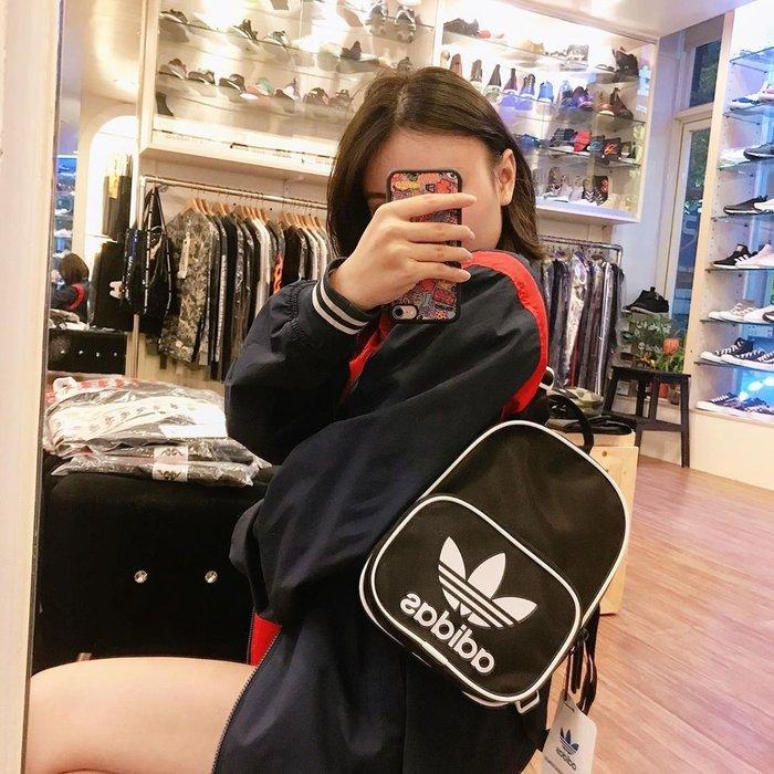 ☆AirRoom☆【現貨】Adidas Originals mini backpack 後背包 小包 黑色 CK5078