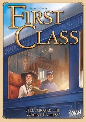 大安殿實體店面 免運 First Class 頭等艙 正版益智桌遊