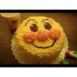 ❤ 歡迎自取 ❥ 雪屋麵包坊 ❥ 麵包超人款式 ❥ 麵包超人 ❥ 八吋生日蛋糕 ❥❥ 送彩色蠟燭唷