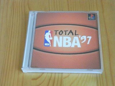 【小蕙館】PS~ TOTAL NBA97 NBA籃球97 (純日版)