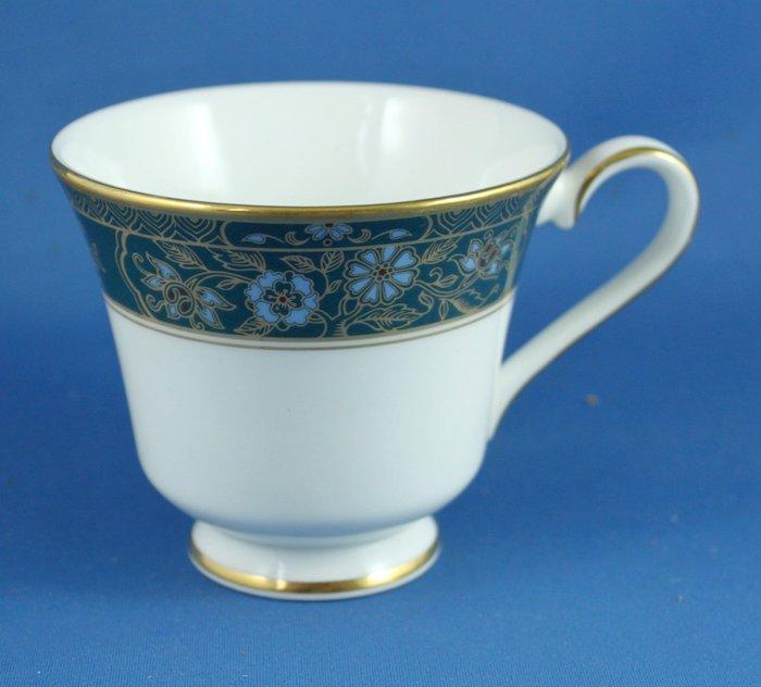 [美]英國百年名瓷ROYAL DOULTON骨瓷茶杯/咖啡杯二用杯組..CARLYLE 單杯