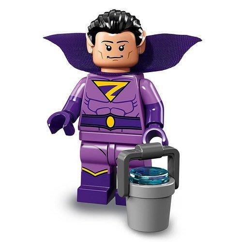 現貨【LEGO 樂高】2018最新 蝙蝠俠電影2 人偶包抽抽樂 人偶系列 71020 | #14 雙胞胎哥哥 Zan