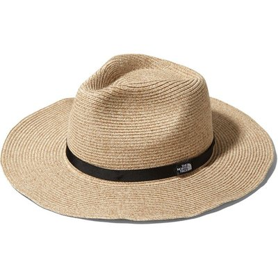 The North Face Women's Washable Braid Hat 可水洗編織草帽。太陽選物社