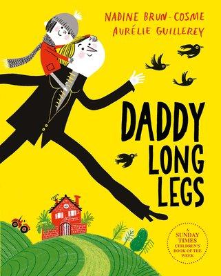 *小貝比的家*DADDY LONG LEGS/平裝/3~6歲/父親節