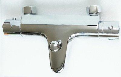 #17D,含大彎腳,SMA記憶合金控溫 浴缸恆溫龍頭,溫控龍頭 恆溫閥 恆溫水龍頭恆溫閥心,自配花灑蓮蓬頭水管