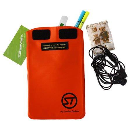日本Stream Trail 戶外防水袋/手機 筆記本 電子商品專用防水袋NUDE S Iphone5防水袋