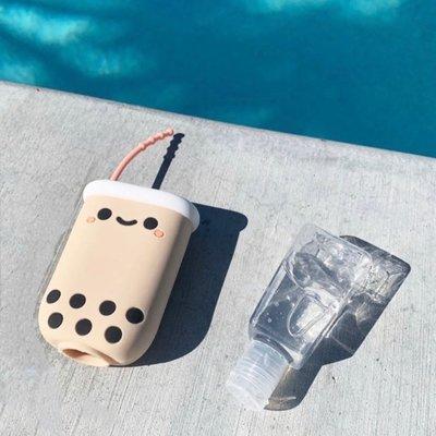 Smoko珍奶造型乾洗手保護套