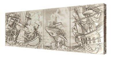 【USPCC撲克】SEVEN SEAS Playing Cards (一組4入)