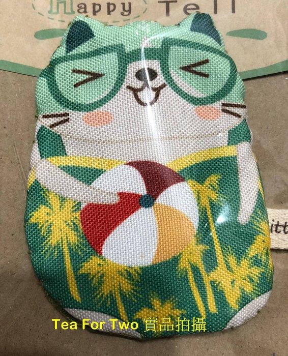 泰國正品(現貨) -貓咪手工鑰匙包~超實用