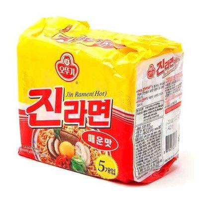 匯盈一館~韓國不倒翁金拉麵辣味 5入/...