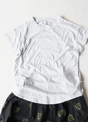 MH 日本 SPOOL by B&H 素面 輕薄 吸濕 排汗佳 圓領 短T T恤