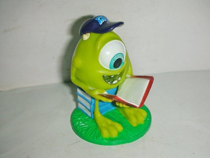 aaL皮1商旋.(企業寶寶公仔娃娃)全新Disney/Pixar DecoPac. lnc.發行怪獸大學大眼仔公仔!