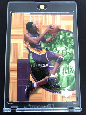 🐍2000-01 Upper Deck Hardcourt #26 Kobe Bryant