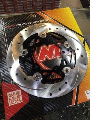 【二輪機車部品】NCY BS FLOATED 浮動碟盤 訂製款 圓盤碟盤 前叉碟盤 12吋 四代新勁戰 BWS'r