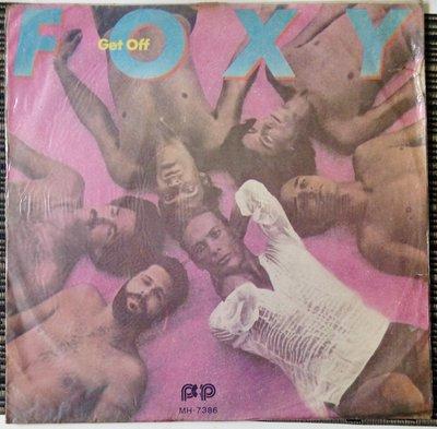 【懷音閣】西洋歌曲 Foxy 黑膠 LP,  絕版 (非 蔡琴 姜育恆)