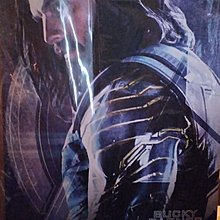 hottoys mms509 Winter Soldier