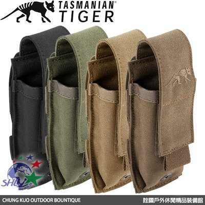詮國 - Tasmanian Tiger SGL PISTOL MAG MKII 彈匣袋 / 多色可選 / 7113