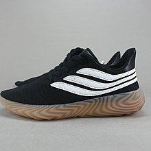 D-BOX  Adidas Originals Sobakov AQ1135 三葉草 休閒 運動 慢跑鞋 黑白