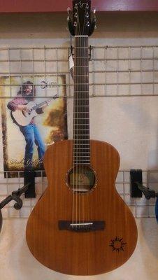 ☆金石樂器☆ AYERS ST-03G  單板 民謠 旅行 吉他 小太陽 桃花心木 可議價 保證優惠  非 Taylor