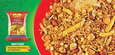 印度綜合豆子休閒點心 Haldiram's Mixture